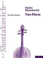 Partition violoncelle - Chostakovitch - Deux pièces à partir de ballet