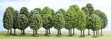 Bäume von Busch TT, N (6587): 25 Laubbäume