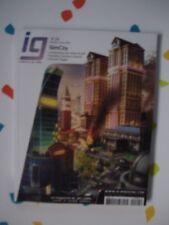 revue magazine IG Mag # 24 fevrier mars 2013 chrono trigger okami doom 3