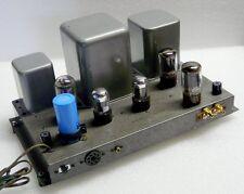 HEATHKIT W4-AM MONO TUBE  POWER AMP AMPLIFIER SOUNDS GREAT