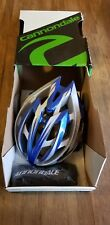 Cannondale Teramo Helmet Gloss Blue Silver