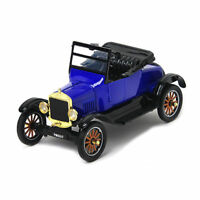 MotorMax Platinum Collection 1925 Ford Model T Runabout Blue 1/24 Diecast