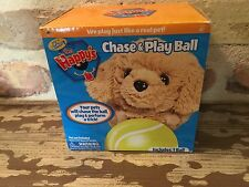 WORLD OF ZHU THE HAPPY'S CHASE & PLAY BALL AGES 4+ INTERACTIVE PLAY NEW