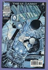 Uncanny X-men #375 1999 [Wolverine Autopsy, Skrull] Adam Kubert - Giant Sized m