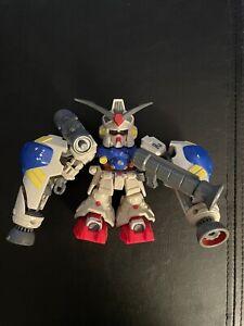 "Bandai SD Superior Defender GP-02A GUNDAM 5"" Action Figure"