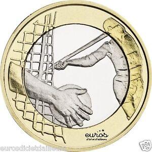 Pièce 5 euros commémorative FINLANDE 2016 - Les Sports  - Athlétisme - UNC - 9/9
