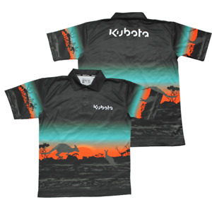 Kubota Limited Edition Australian Polo