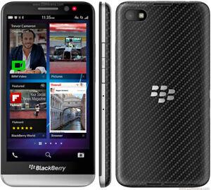 EXCELLENT 8/10 BlackBerry Z30 STA100-3 16GB - Black Verizon Smartphone