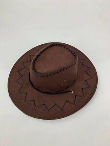 Brown Cowboy Hat*