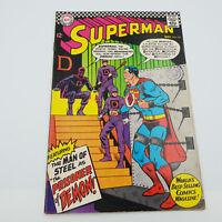 Superman #191 Silver Age DC Comics Jim Shooter VF-