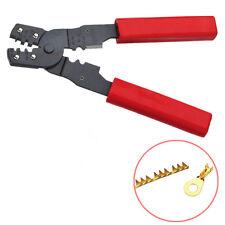 Crimpzange für offene unisolierte nicht isolierte Kabelschuhe HS-202B Werkzeug