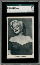 1950's MARILYN MONROE ST-LUC SGC 7 POP 1/1 HIGHEST GRADE PSA BGS NONE **RARE**