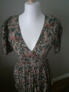 Vintage dress size 12/14