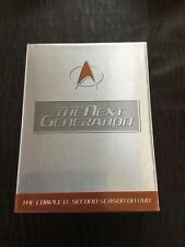 Star Trek Next Generation Complete Series Season 2  Box/DVD Set(s) Out of Print
