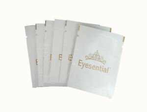 10 x Eyesential Single Use Sachets only £15.95. Removes eye bags in seconds!