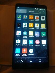 LG G Stylo LG H634 - 8GB - Gray - Cricket Camera doesn't work please read