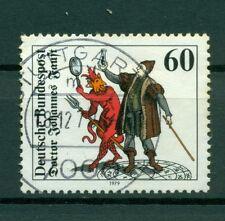 Allemagne -Germany 1979 - Michel n. 1030  - Docteur Johannes Faust