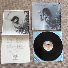 Patti Smith - wave LP U.S 1979 Arista orig + insert + inner (cover in shrink)