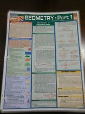 Barcharts Geometry Pt 1 Quick Study Guide