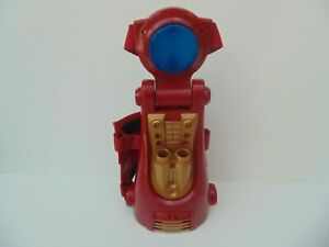 Iron Man REPULSOR No Missiles or Glove MARVEL Gold Pre-Owned Working