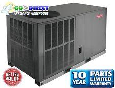 Goodman 2.5 Ton 14 Seer Horizontal R410 Heat Pump Package Unit GPH1430H41