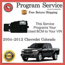 ✅ VIN Program Service 2005 2006 2007 2008 Colorado BCM 05 06 07 08 09 10 11 12