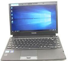Toshiba Portege R830-104 Laptop,320GB HDD, Core i5 @2.50Ghz, 4GB Ram, Windows 10