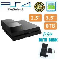PS4 DATA BANK Game For PlayStation 4 Peripherals Accessories With LED Indica HT1