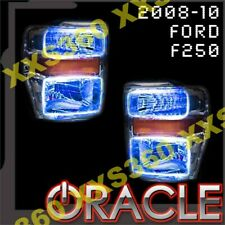 ORACLE Halo HEADLIGHTS for Ford F250/F350 Super Duty 08-10 BLUE LED