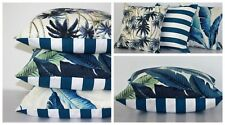 Genuine Tommy Bahama Reversible Outdoor cushion cover made using UV treated