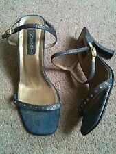 Denim Upper NEXT Sandals & Beach Shoes for Women