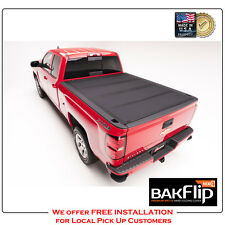 """BAKFlip MX4 Hard Folding Tonneau Cover for 15-17 Ford F-150 5'6"""" Bed Cover 48329"""
