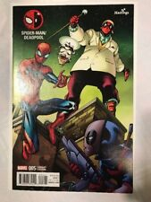 MARVEL Comics SPIDER-MAN/DEADPOOL #5 Hastings VARIANT Cover FREE SHIPPING VF
