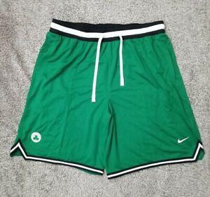 Nike NBA Boston Celtics Swingmen DriFit Basketball Short Size XXL Men AV0126-312
