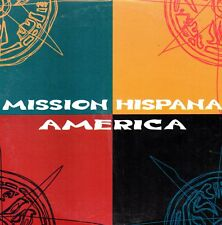 Mission Hispana ‎– America  CD 1996 Single,Promo Cardboard
