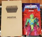 MOTU GIANT SKELETOR TEST SHOT (B) SDCC 2015 HE-MAN MASTERS OF THE UNIVERSE RARE For Sale
