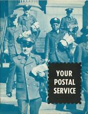 AUSTRALIA - 1946 'YOUR POSTAL SERVICE' USA Informative Booklet    [9182]