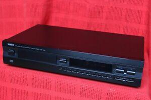 Yamaha CDX-393  CD-Player  + BA   ***  mit neuem Laser