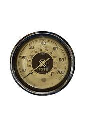1947 Hillman Minx Speedometer Smiths Speedometer British Classic