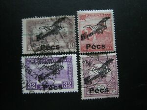 stamps Magyar