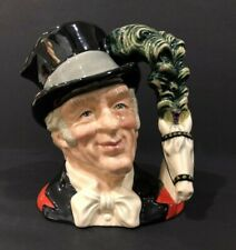 Royal Doulton 'The Ring Master' D6863 1990 Large Toby Character Jug