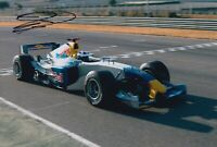 David Coulthard Hand Signed 12x8 Photo - Formula 1 Autograph F1 Red Bull 5.