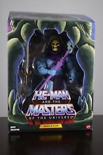 SKELETOR 2.0 Filmation He-Man Masters of Universe Classics Club Grayskull MOTUC