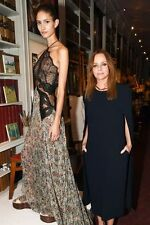 New £4895 Stella McCartney Green Carpet Challenge: Lace and Silk Gown