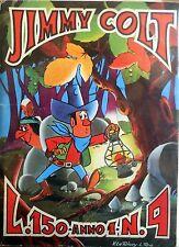 JIMMY COLT ANNO 1 N.4 1970 CERRETTI EDITORE FUMETTO