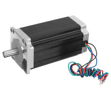 1 PCS High Torque Nema 23 CNC Stepper Motor 425oz.in = 3NM 4-Lead shaft CNC Kit