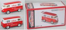 Majorette 212052017 VW Transporter weiß/rot DEPUIS SINCE / 1964 1:59