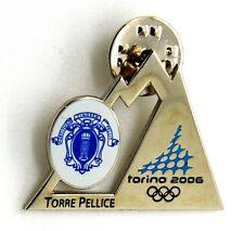 Pin Spilla Olimpiadi Torino 2006 - Siti Olimpici Torre Pellice Montagna