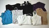 Lot of 8 Women's Medium Tops Mossimo, Merona & Sonoma Various Styles