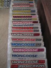 Mongoose PRO RX 10.9 Titanium Stickers White, Black & Blue.